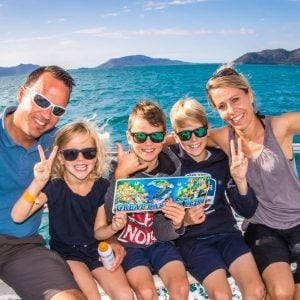 Family Reef Day Tour